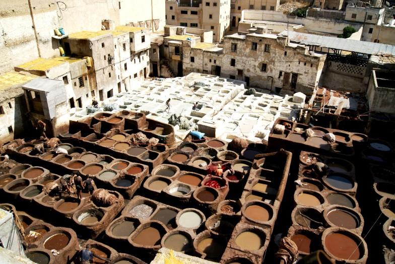 Marrocos representation