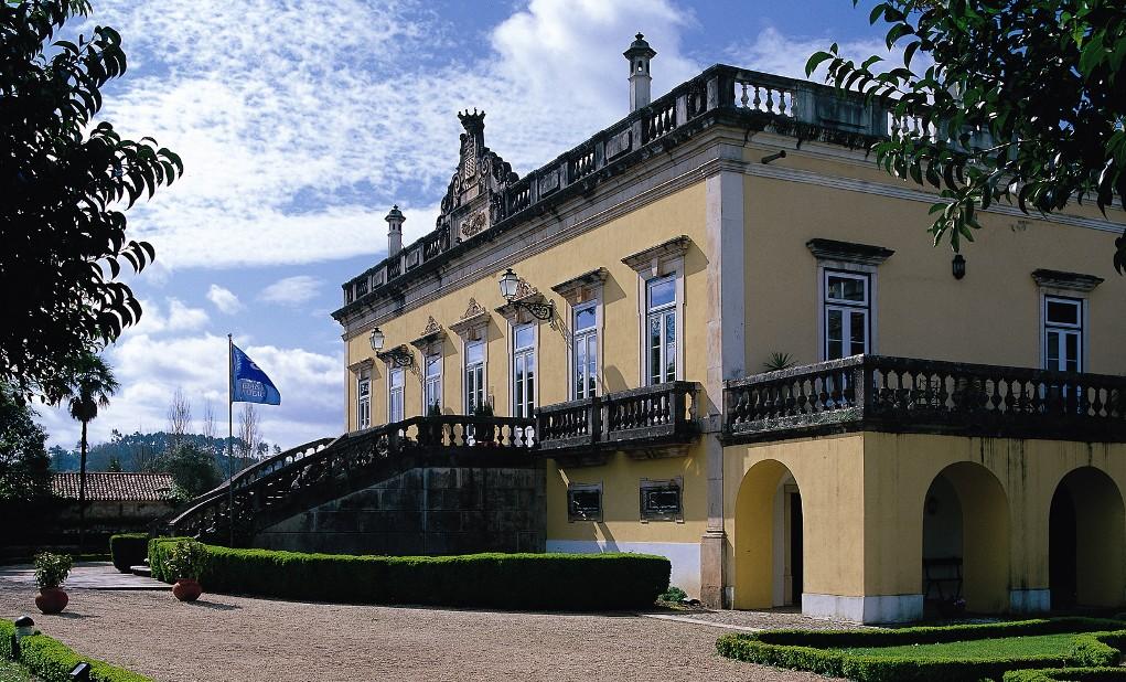 Quinta das Lágrimas Palace – Coimbra, Portugal