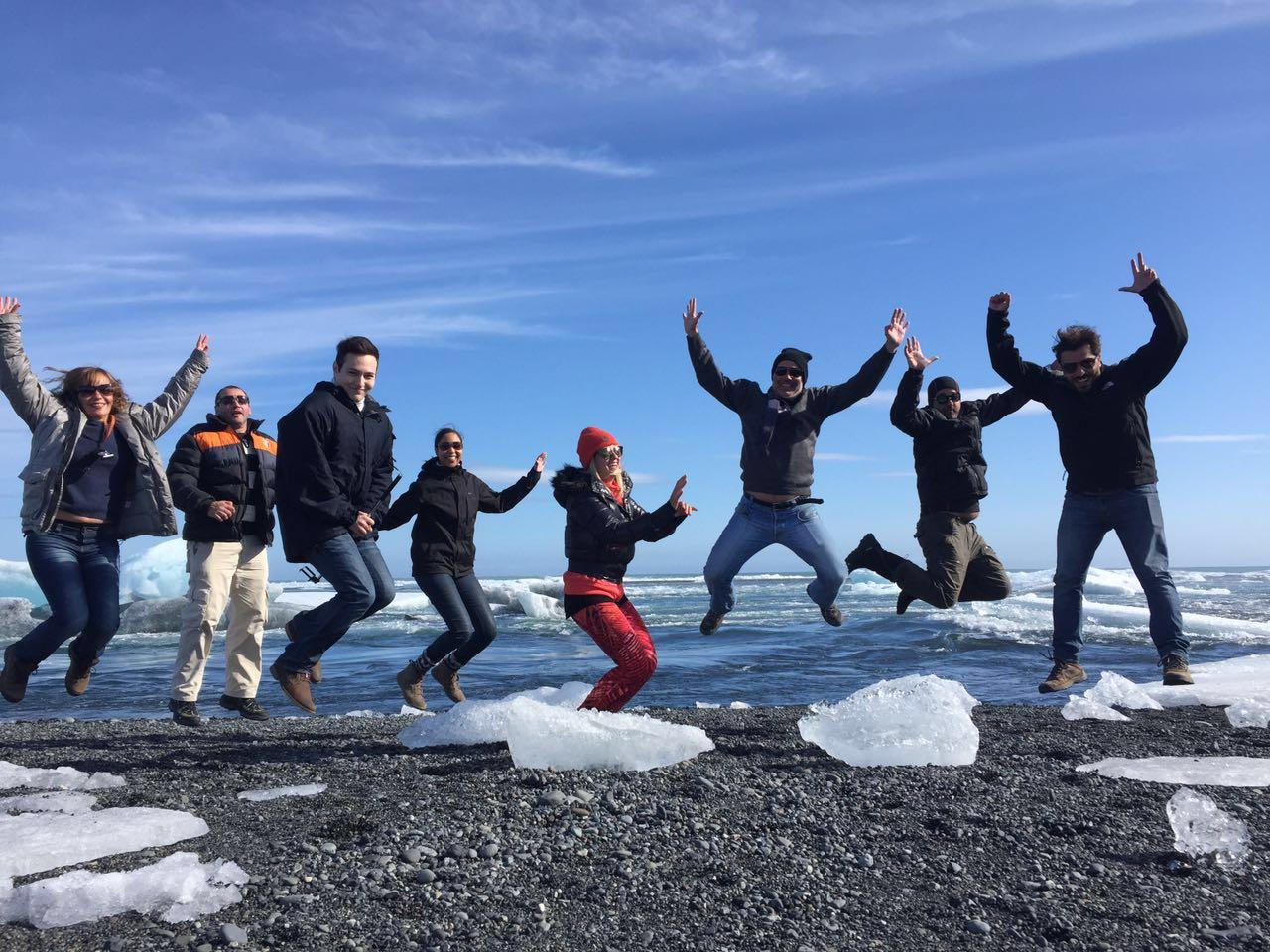 Fam Tour pela Islândia – 2016