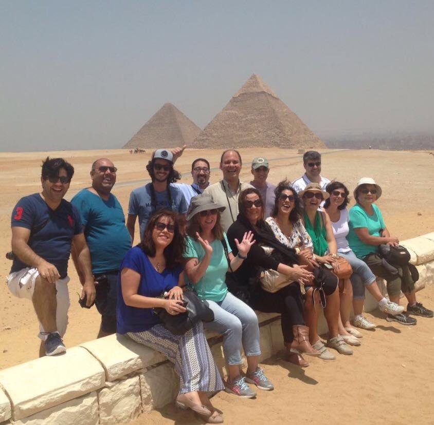 Famtour Egito – 2016