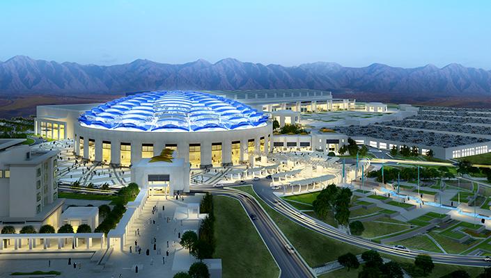 Novo Centro de Convenções redefine o cenário de MICE em Omã