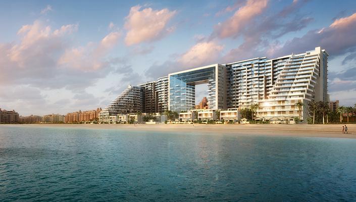 Nova opção hoteleira nos EAU – Viceroy Palm Jumeirah Dubai
