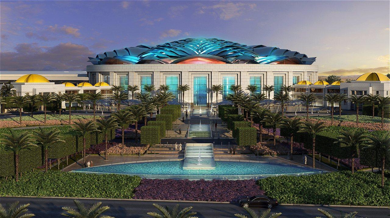 oman-convention-centre