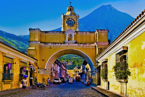 Maya World Tours – DMC, Guatemala