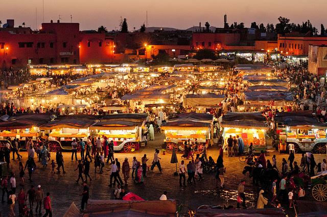 Marrocos é uma referência global quando se trata de turismo